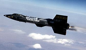 X 15 The North American X-15 Rocket Plane